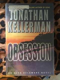 Obsession by Jonathan Kellerman