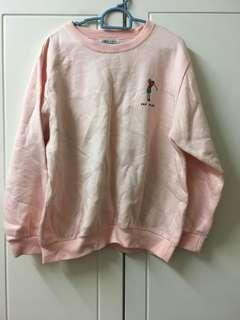 Pink Sweatshirt #MY1010