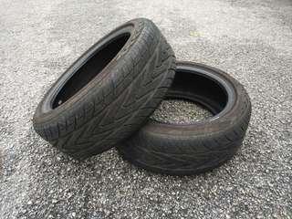 Silverstone Evol 8 175/50/15 15inch Tyre