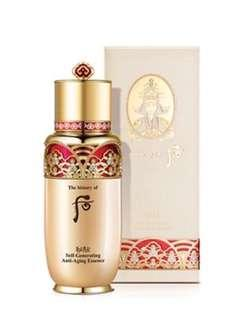 History of Whoo 90ml Bichup Self Generating Anti Aging Serum.