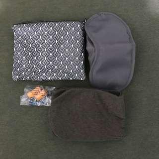 Travel Pack Set New