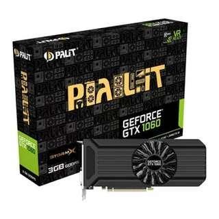 Palit GeForce GTX 1060 3GB StormX