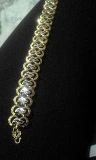 """Elegant bracelet(8"""" x1 """") excluding holder"""