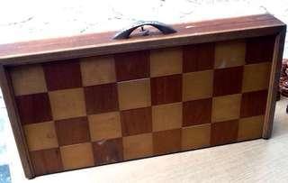 Chess Set (wood)
