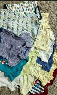 Combo Sale Murah Baby Rompers