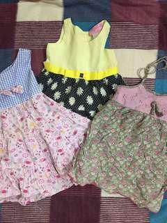 💞 Baby Dresses (Bundle)