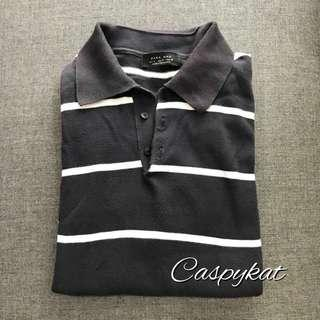 Zara Man Striped Sweater T