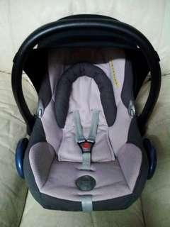 Maxi Cosi Carseat Dusty Pink