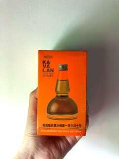 KAVALAN Brandy Oak Single Malt Whisky (50ml)