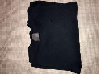 Vintage navy Nike sweatshirt