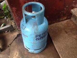 Gasul Tank (empty)