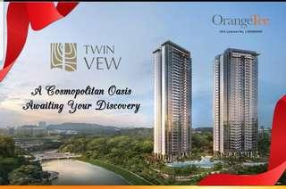 Twin Vew(D05) Condominium For Sale
