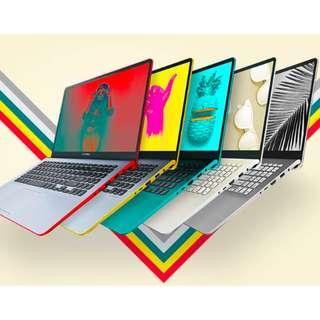 Kredit Laptop ASUS Vivobook S430UN acc 3 mnt free 1x cicilan
