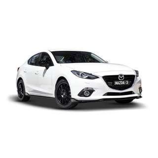 🚚 Mazda 3 CAR RENTAL