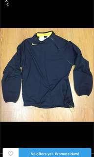 Nike Sphere Collar Zip Training RARE*