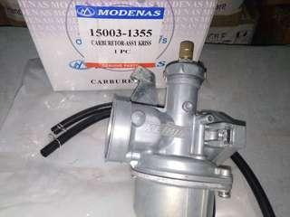 - Carburetor Kriss (oe pack) rm128