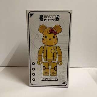 Bearbrick Hello Kitty Gold 400%