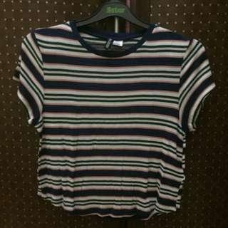 Stripe shirt hnm