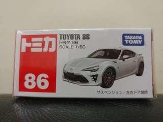 Tomica 車仔 Takara Tomy 86 Toyota 86