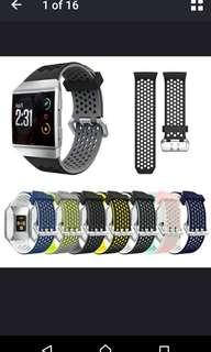 BN fitbit ionic band