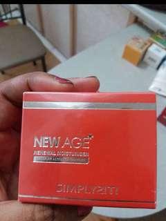 Simplysiti New Age+ Renewal Moisturiser