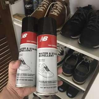 NEW BALANCE water and stain repellant spray