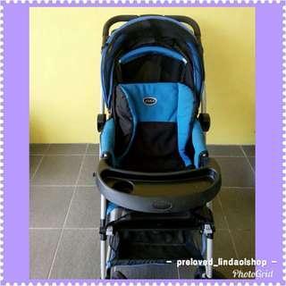 #momjualan Pliko stroller baby