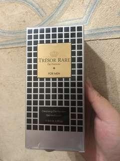 Tresor Rare Cleansing Gel for Men