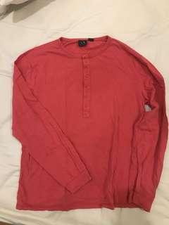 Armani Exchange Long Sleeves