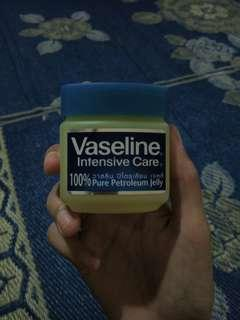 Vaseline Intensive Care petroleum jelly