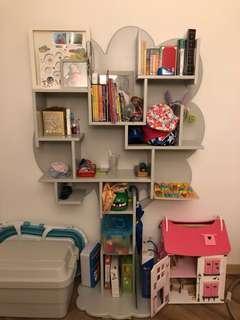 Homeless Tree Bookcase/Bookshelf