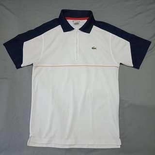 Auth. Lacoste Sport Polo Shirt