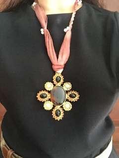 ORIGINAL Turkey Handmade Statement Necklace/Kaung