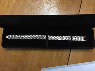 Thor stainless magnetic bracelet