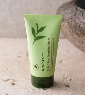 [Share in Jar] Innisfree Green Tea Cleansing Foam