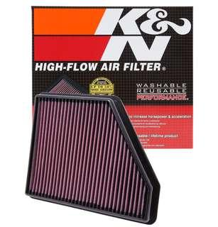 K & N 33-2434 Replacement Air Filter