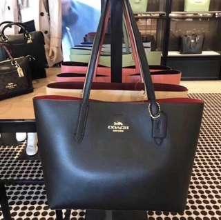 Original Coach women shopping Shoulder bag new