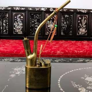 Vintage Chinese Smoking Pipe