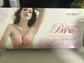 Invisible bra / Nubra wedding size D