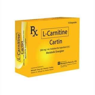 L-Carnitine FDA approved