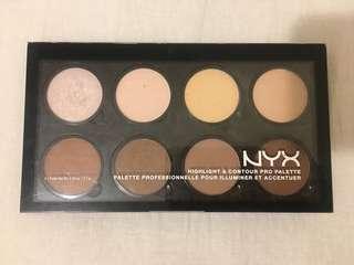 Nyx Contour Pro Palette