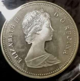 Coin  canada proof