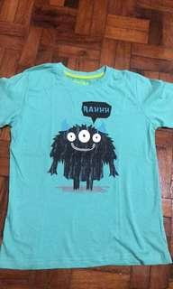 Tees for 7-8 yrd old