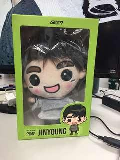 GOT7 Jinyoung GoToon Doll