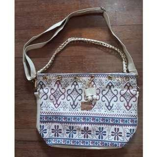 White Sling Bag#OCT10