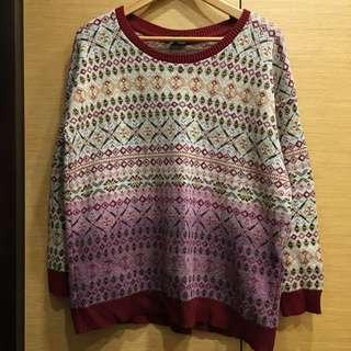 🚚 英國製 Sparkle & Fade 毛衣