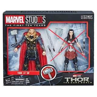 Marvel Legends Studios The First Ten Years Thor ONLY MCU Stud10s