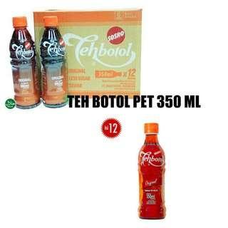 TEH BOTOL PET 350 ML