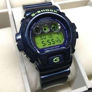 G-shock 深藍絕版手錶 98%新