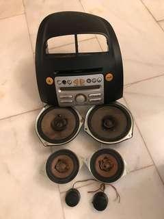 Myvi speaker